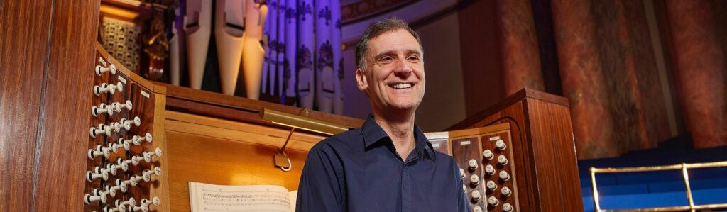 Darius Battiwalla | Leeds Lunchtime Organ Music