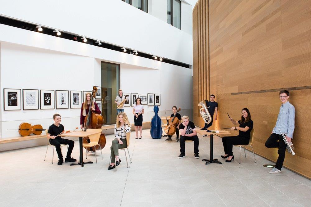 Leeds Lunchtime Chamber Music: Chetham's School of Music