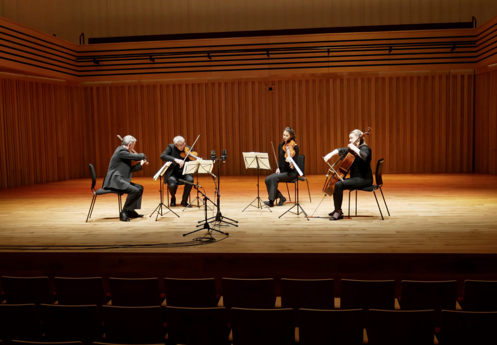 Leeds Lunchtime Chamber Music: Victoria String Quartet