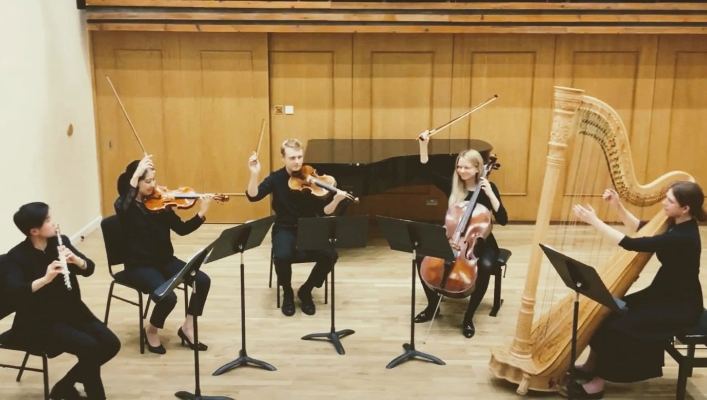 Leeds Lunchtime Chamber Music: Guildhall School of Music & Drama