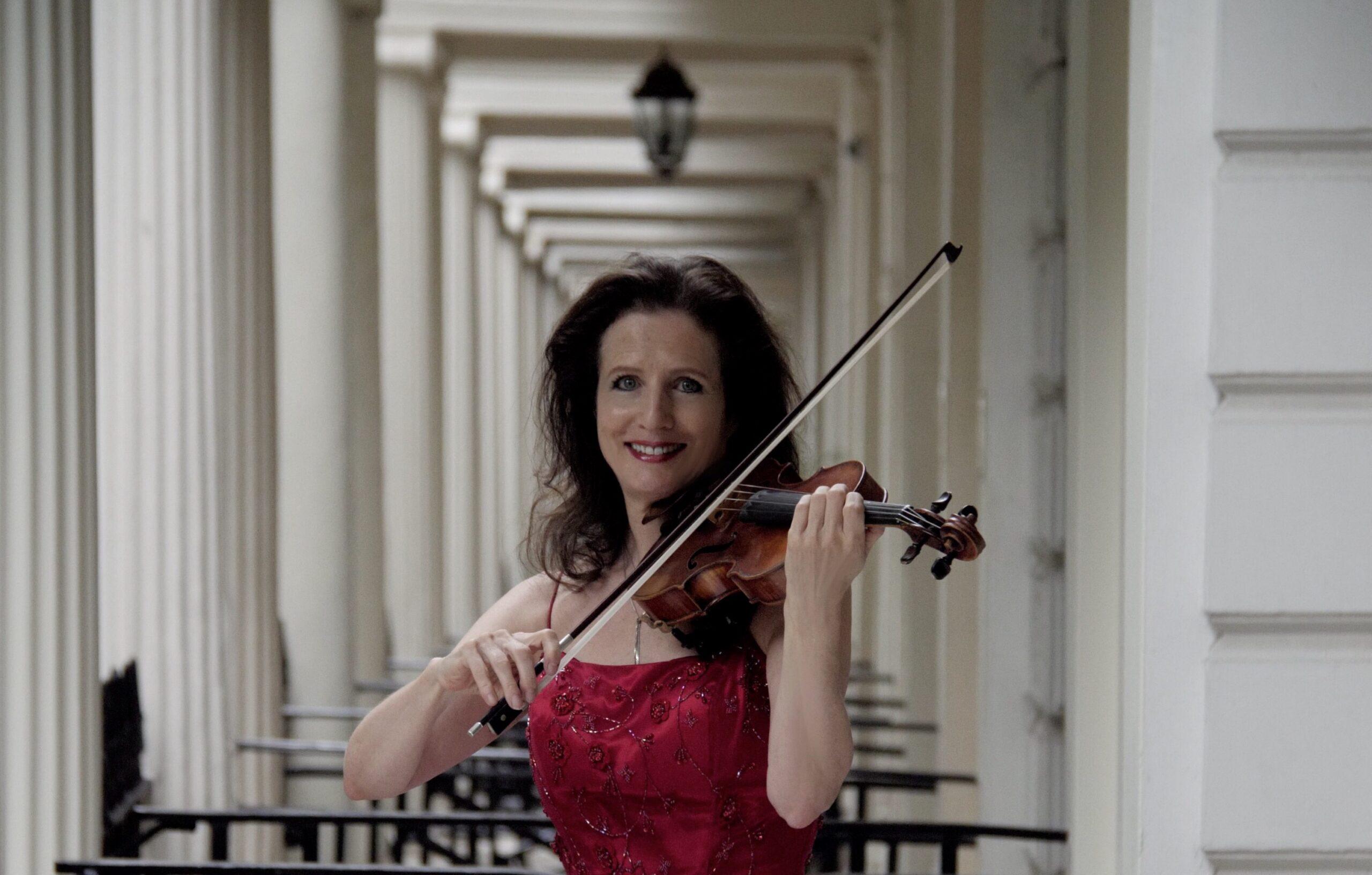 Leeds Lunchtime Chamber Music: Madeleine Mitchell & Nigel Clayton