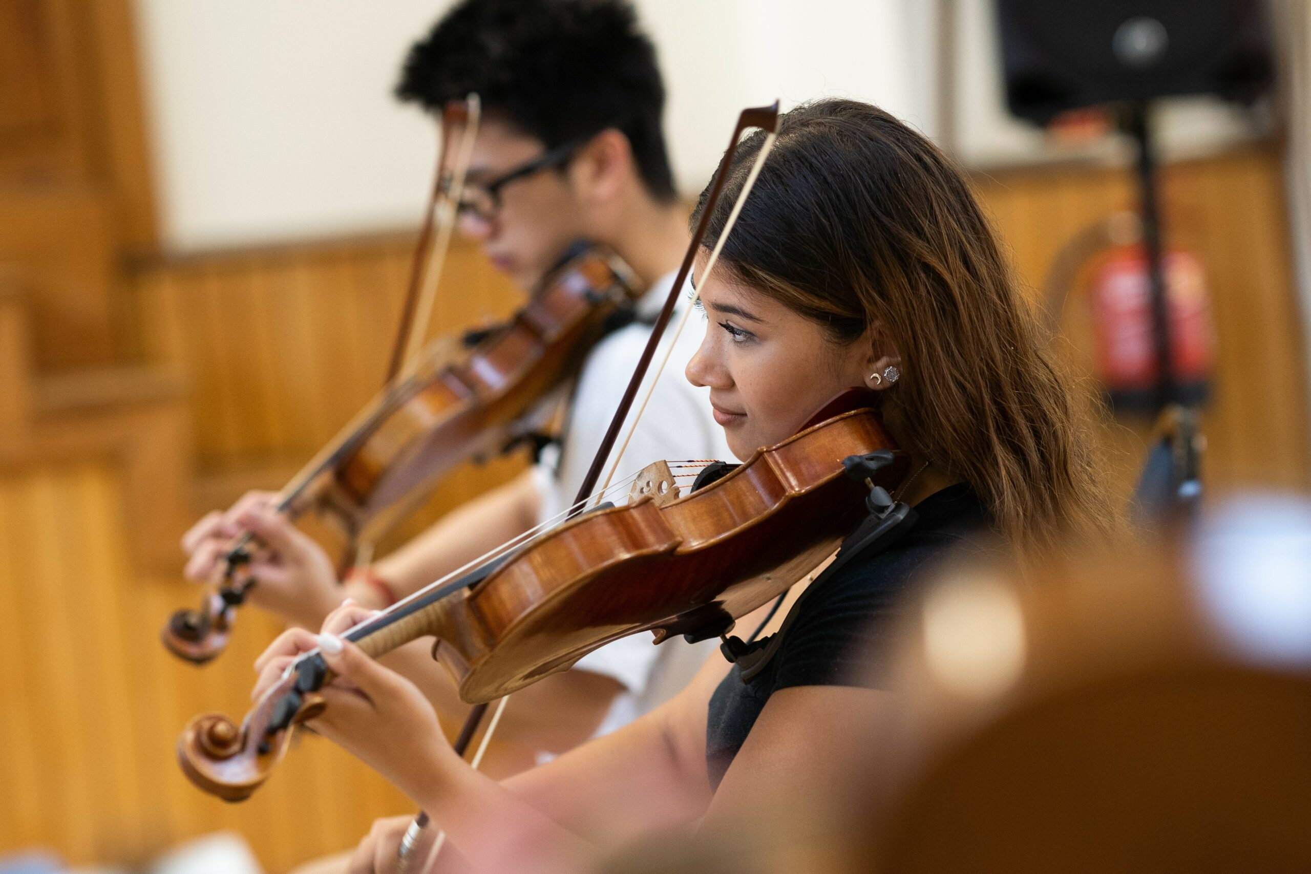 Leeds Lunchtime Chamber Music: Purcell School of Music
